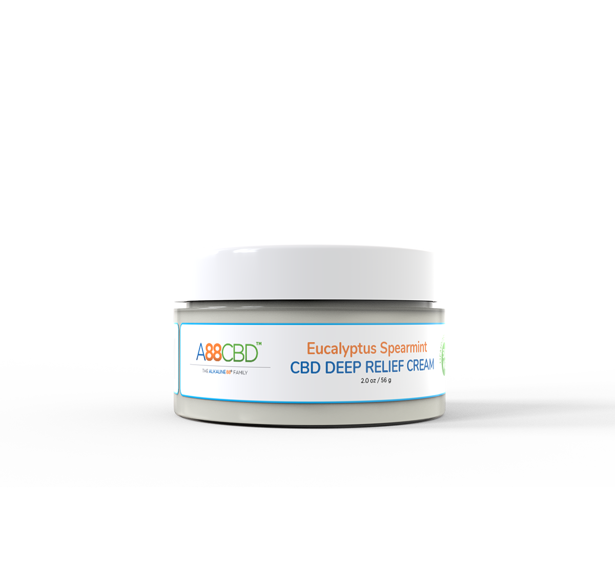 CBD Deep Relief Cream