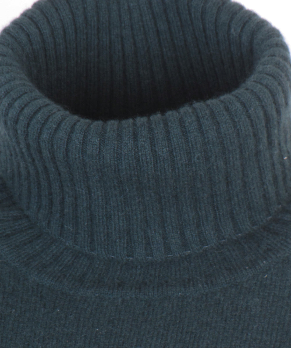 Klassisk cashmere turtleneck Ella