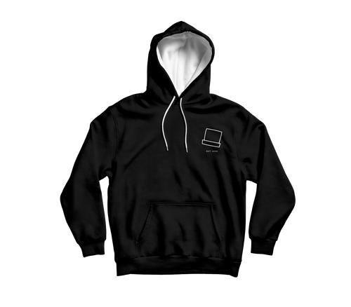 Thafnine Signature Embroidered Hoodie