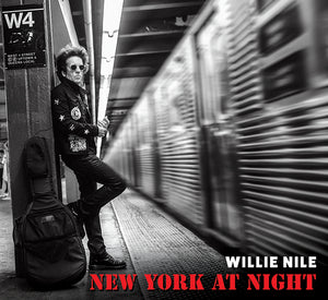 New York At Night Signed Vinyl + CD + Digital Download (SOLD OUT)