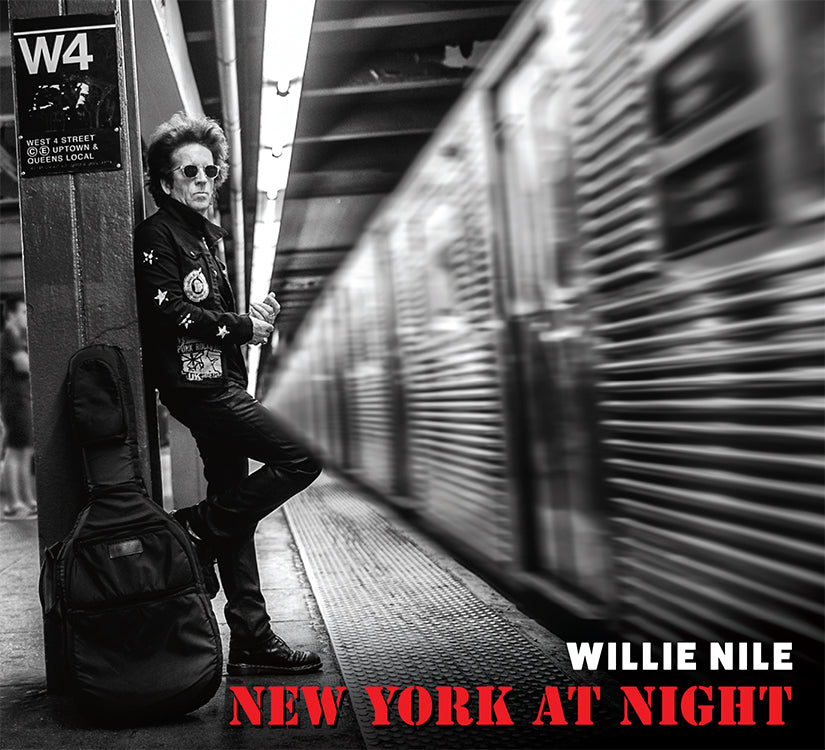 New York At Night Signed CD + Digital Download
