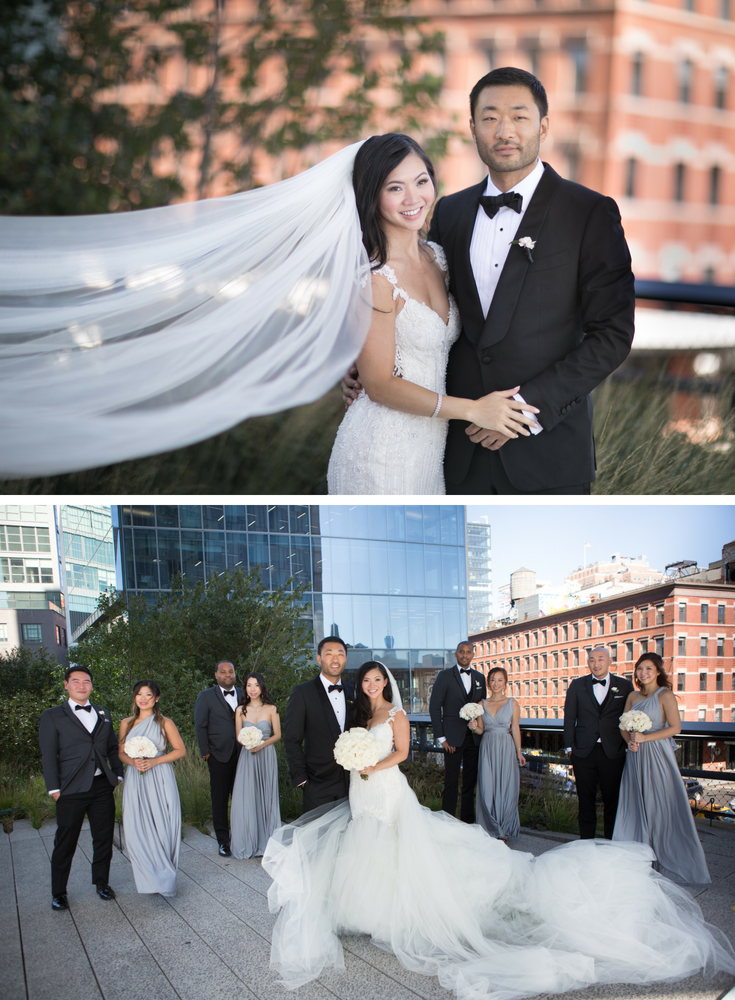 New York Wedding At Tribeca 360
