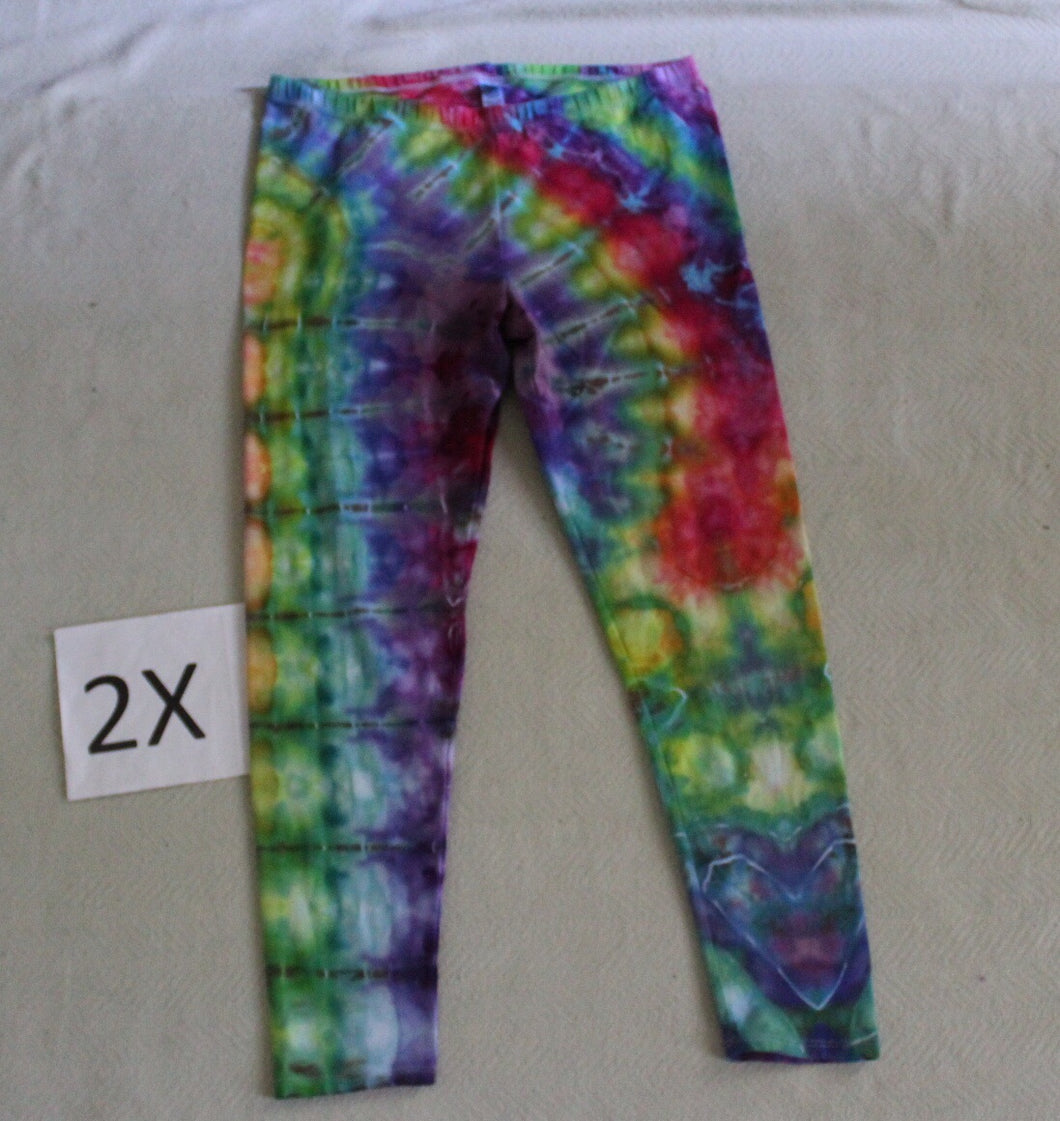 2X Leggings