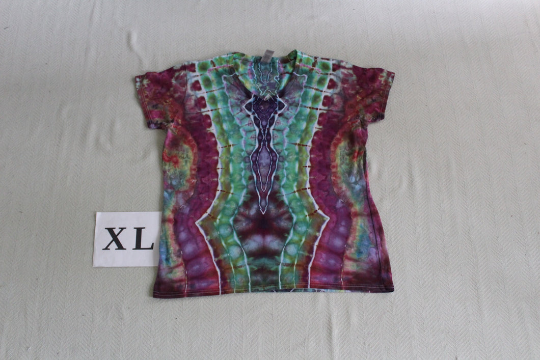 XL Ladies  V-Neck