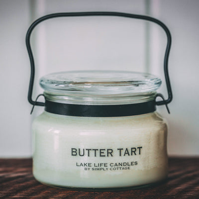 Butter Tart Soy Candle