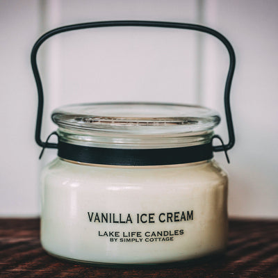 Vanilla Ice Cream Soy Candle