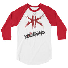 Load image into Gallery viewer, The Kollektive 3/4 Tee