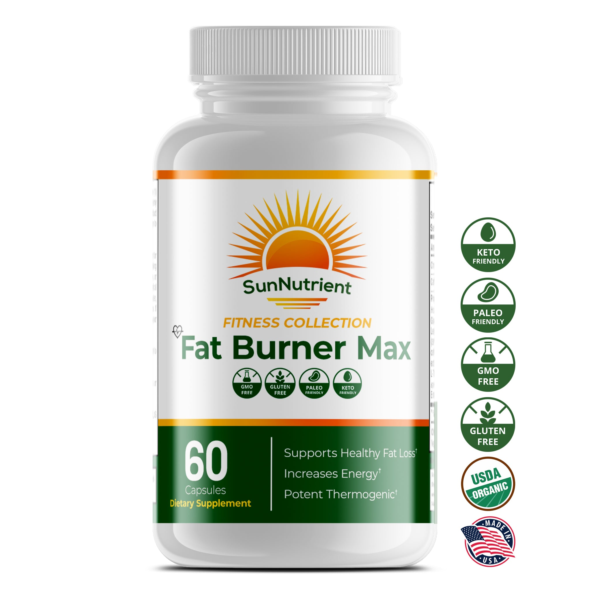 Fitness Collection - Fat Burner Max