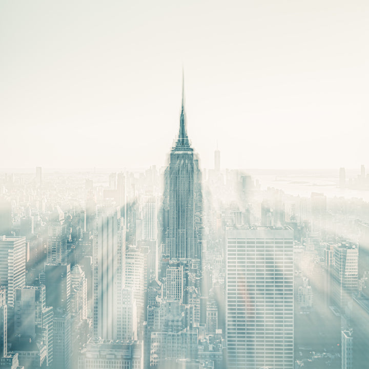 Metropolis New York  - Fotokunst - Fine Art Photography - Alexander-Palm.Photography