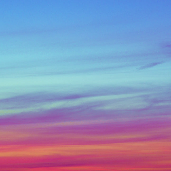 Painted Skies II  - Fotokunst - Fine Art Photography - Alexander-Palm.Photography