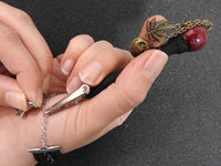 Jack of Buds Roach Clip