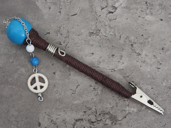 Peace of Mind Roach Clip