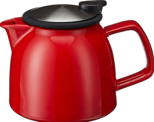 Bell Ceramic Teapot 26 oz.