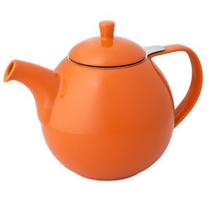 Curve Ceramic Tea Pot 45 oz.