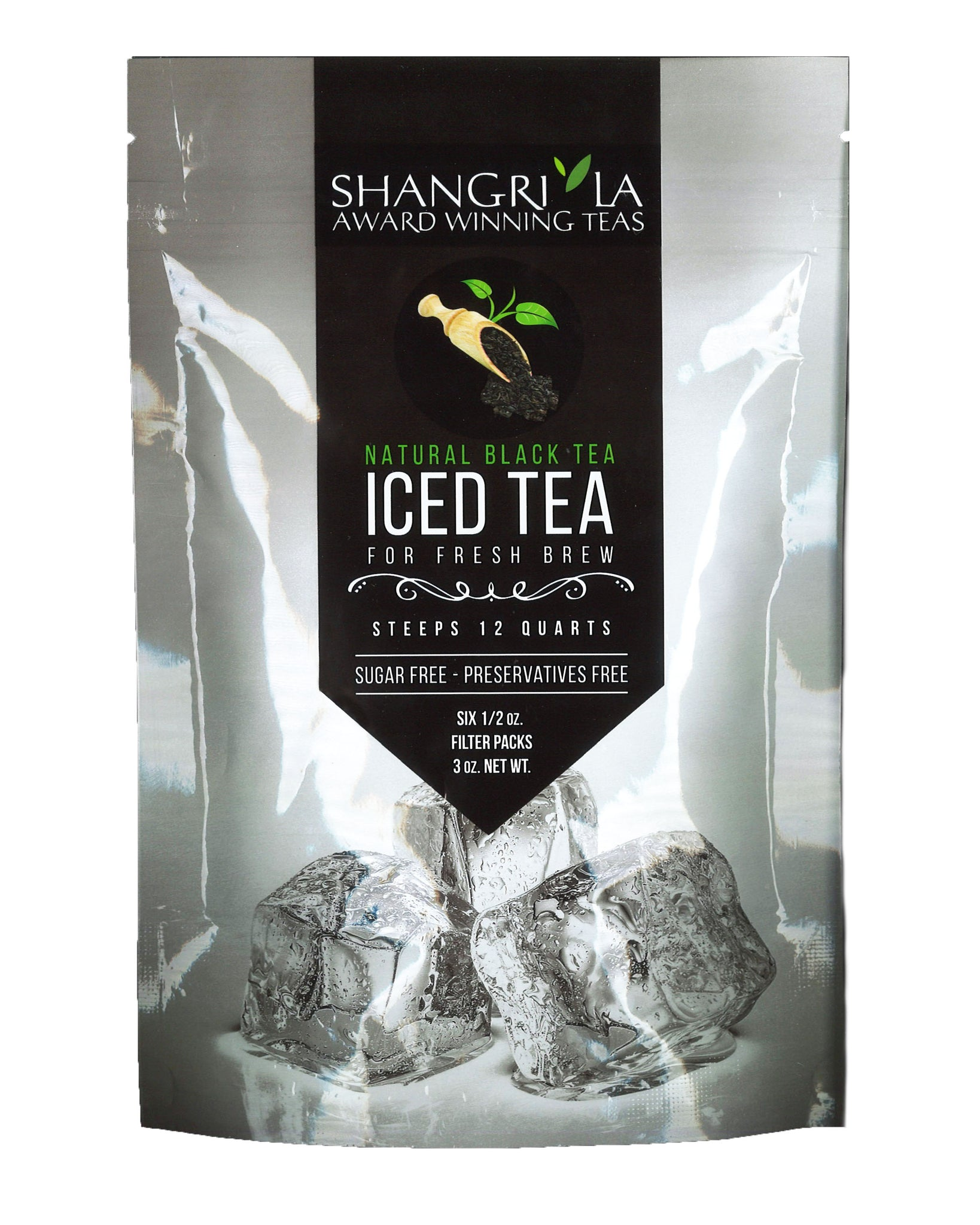 Natural Black Iced Tea