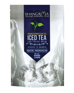 Organic Natural Black Iced Tea
