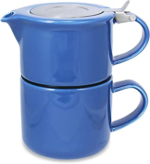 Tea for One with Infuser-14 oz.
