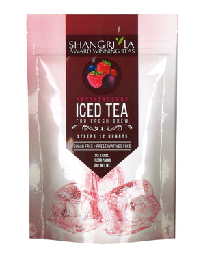 Passionberry Iced Tea