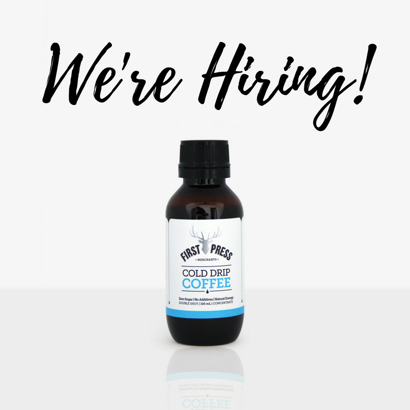 We're Hiring! Are you our next marketing superstar?
