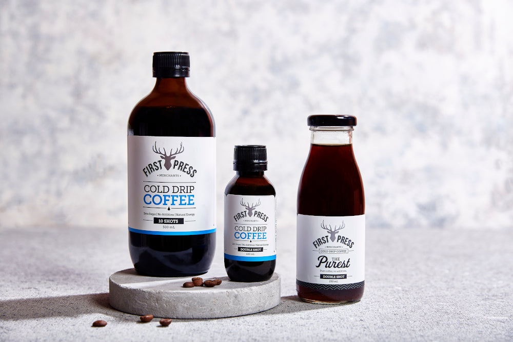 First Press Cold Drip Coffee | Melbourne Made