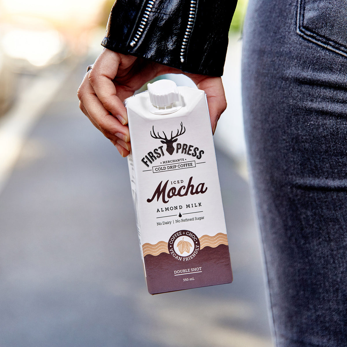 Iced Mocha Almond Milk (12 Pk)