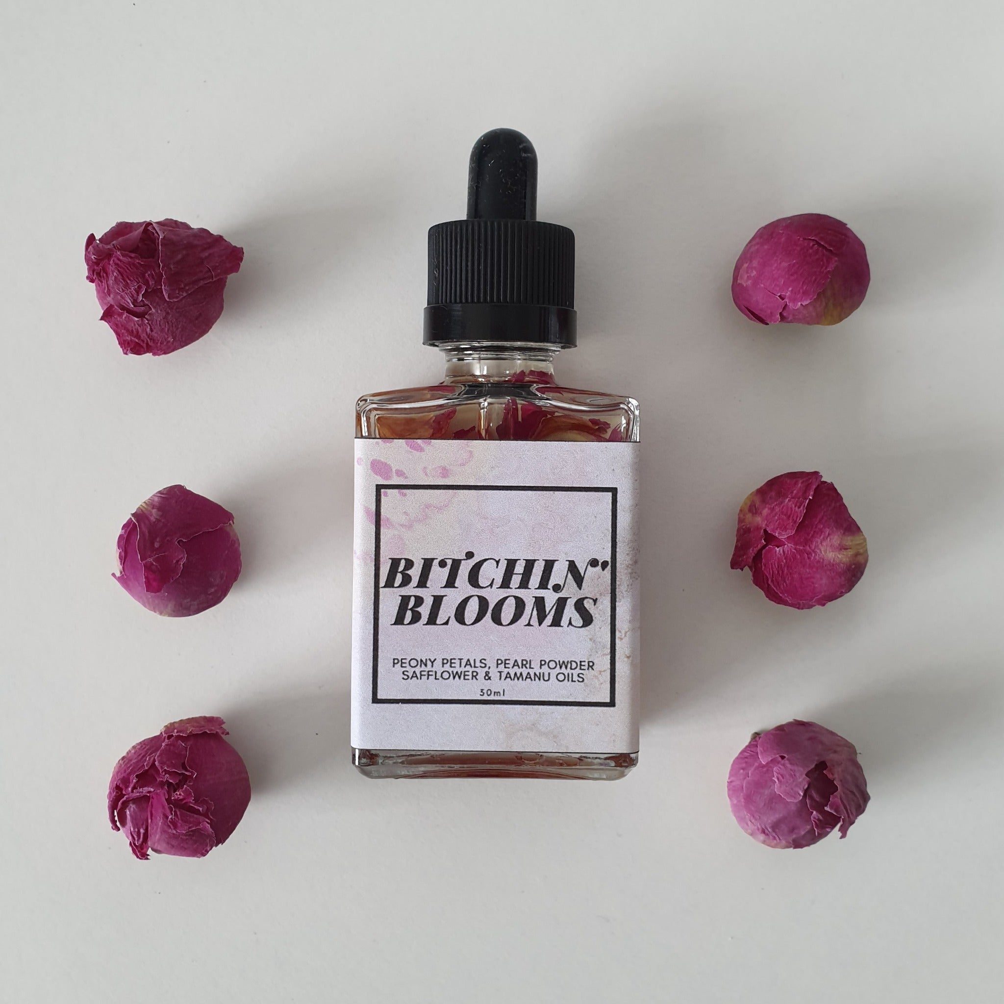 Peony Bitchin' Blooms Face/Multipurpose Oil
