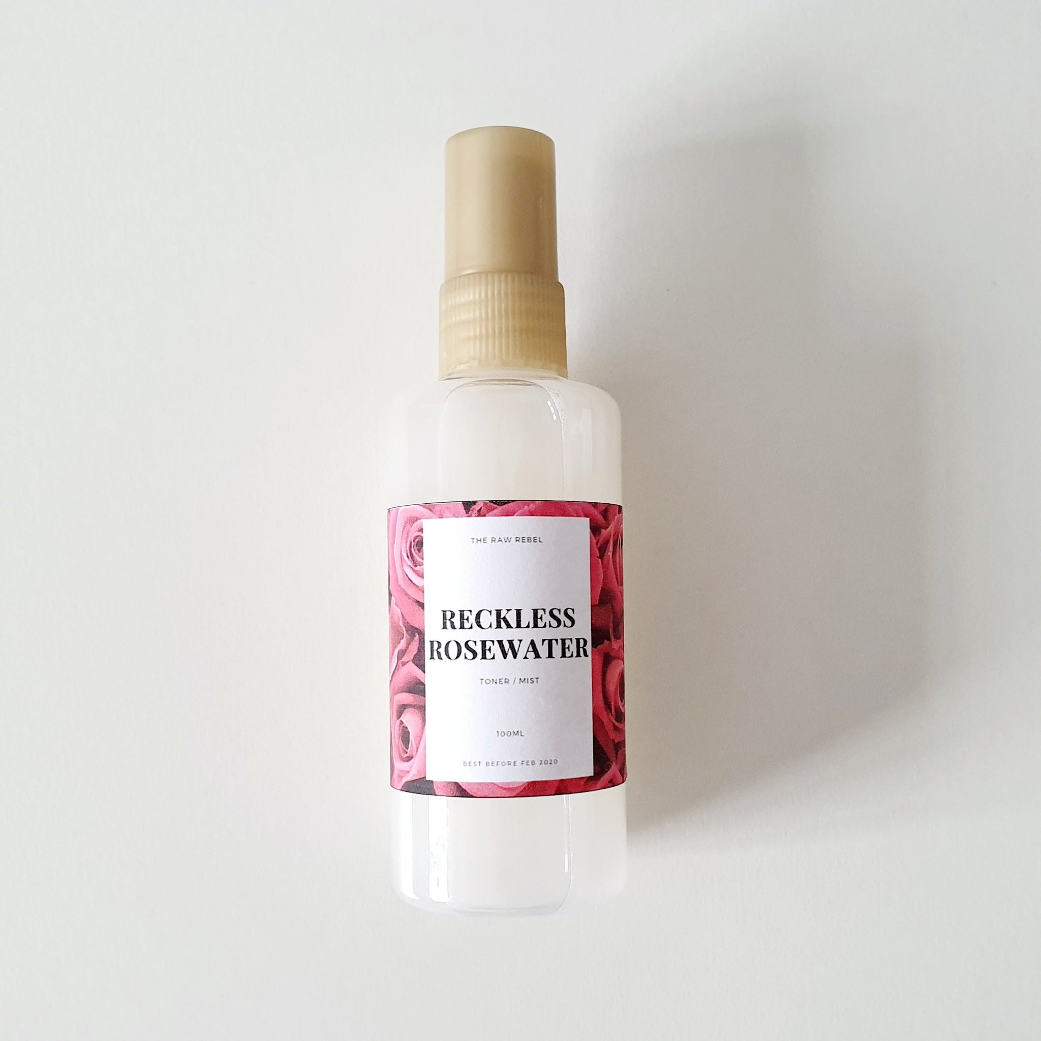 Reckless Rosewater Hydrosol Toner/Mist