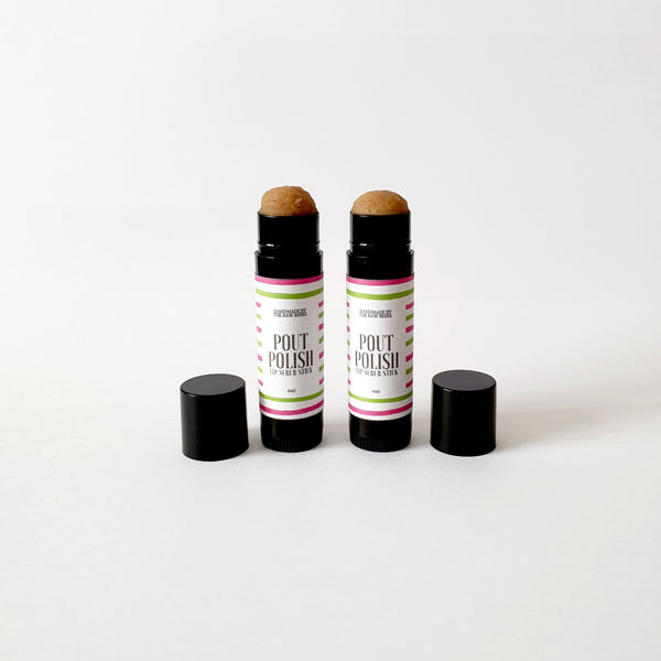 Pout Polish Lip Scrub Stick
