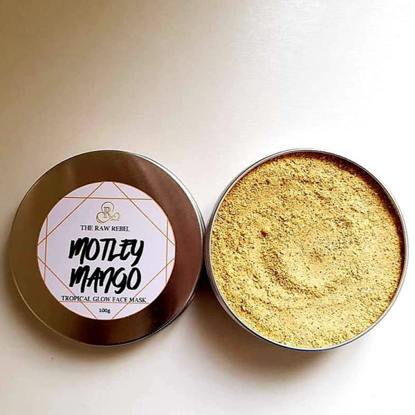 Motley Mango Face Mask