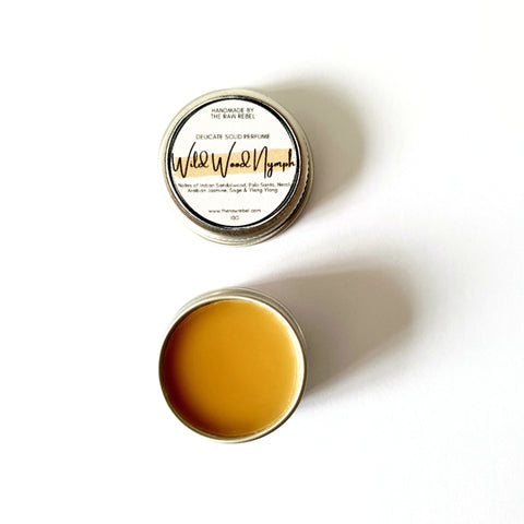 Wild Wood Nymph — Delicate Solid Perfume