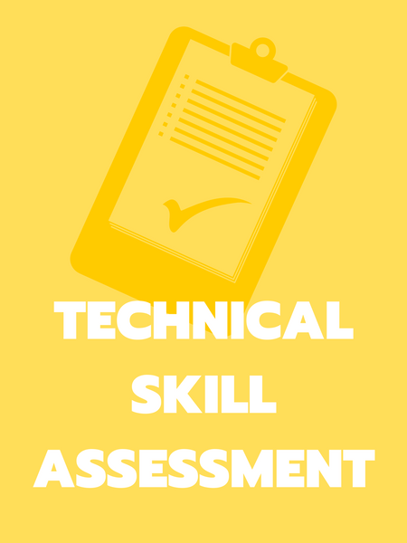 Technical Skill Assessment