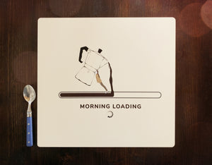 Tovaglietta americana/Placemat Morning loading