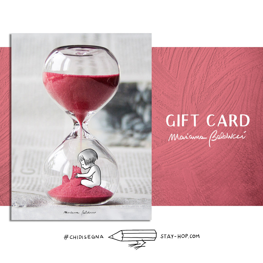 Gift card Stay-hop