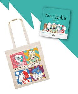 Libro+Personality Power bag