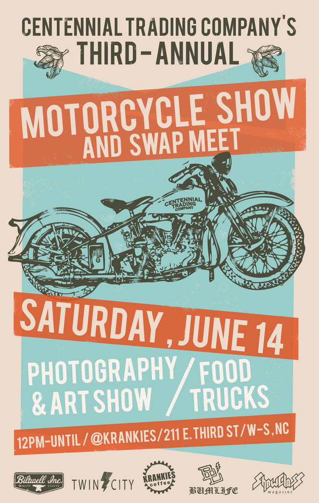 Swap Meet Flier/Vending info