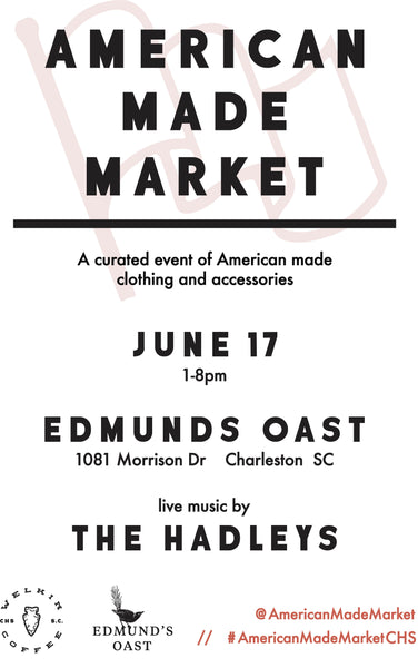 American Made Market, Charleston STYLE
