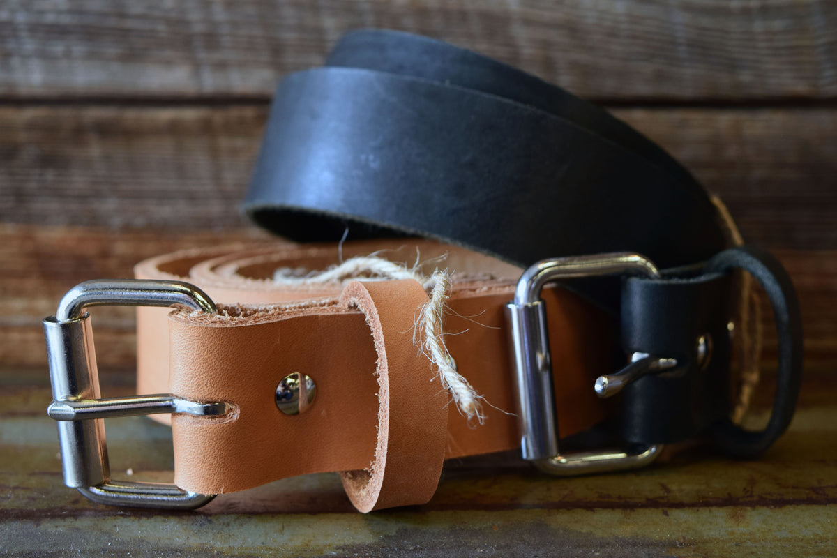 Centennial Leather belt