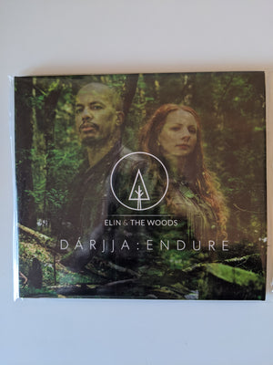 """Dárjja - Endure"" CD album"