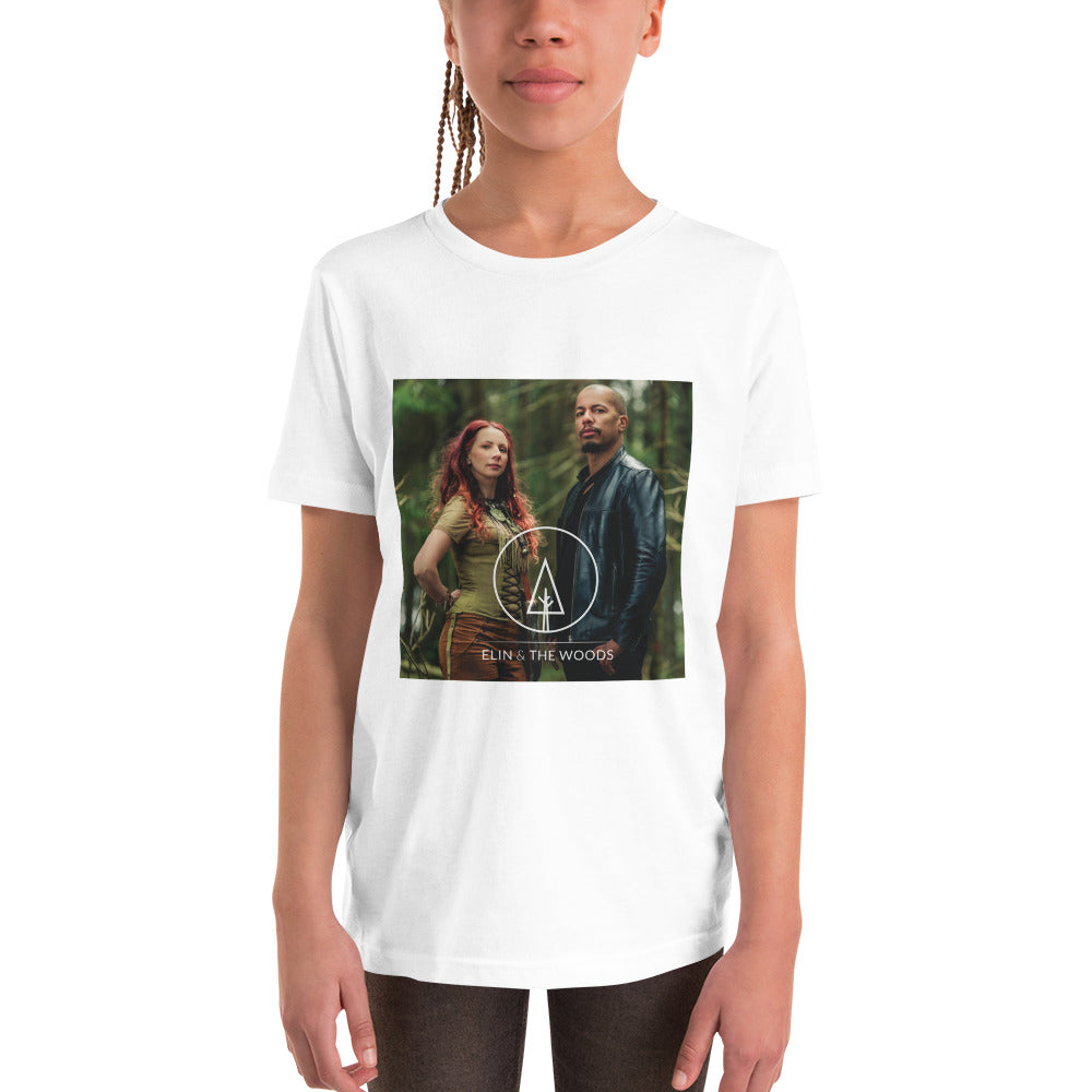 Elin & The Woods Youth Short Sleeve T-Shirt