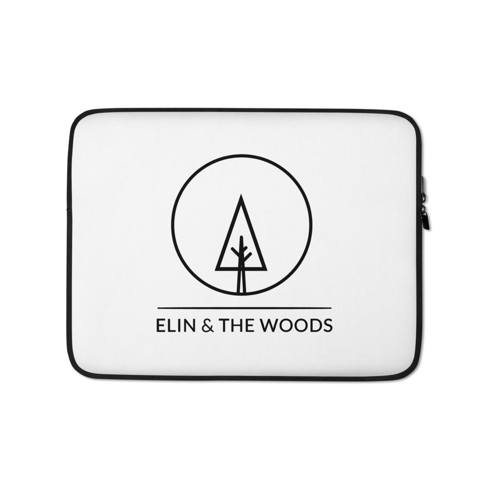 Elin & The Woods Laptop Sleeve