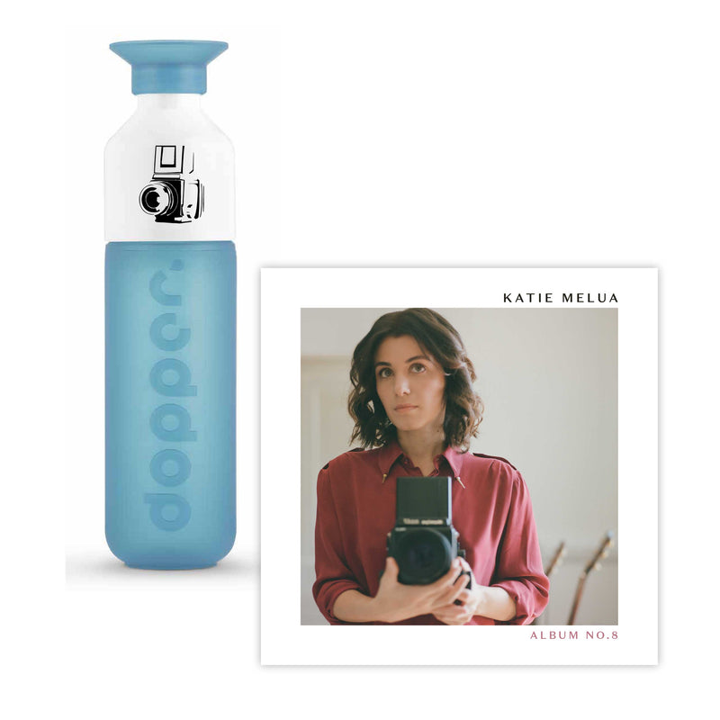 Album No. 8 + Personalised Dopper Bottle