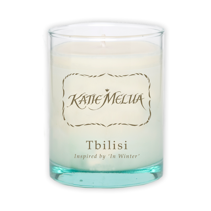 Exclusive Katie Melua Tbilisi In Winter Candle (Large)
