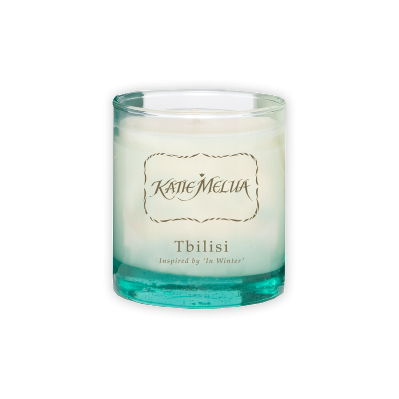 Exclusive Katie Melua Tbilisi In Winter Candle (Small)