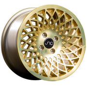 JNC Wheels JNC043 Transparent Gold