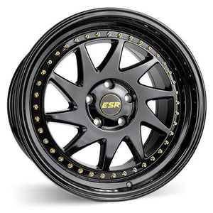 ESR Wheels SR09 Gloss Black