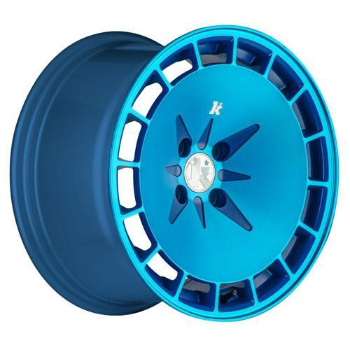 Klutch Wheels KM16 Fusion Blue