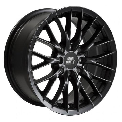 MST Wheels MT27 Matte Black