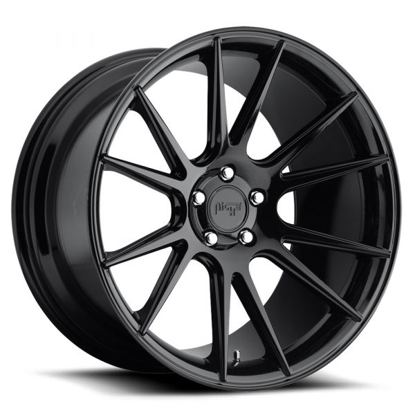 Niche Wheels Vicenza Gloss Black