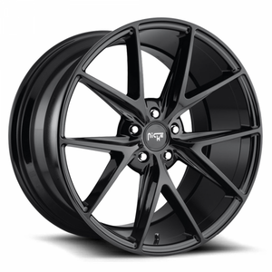 Niche Wheels Misano Gloss Black