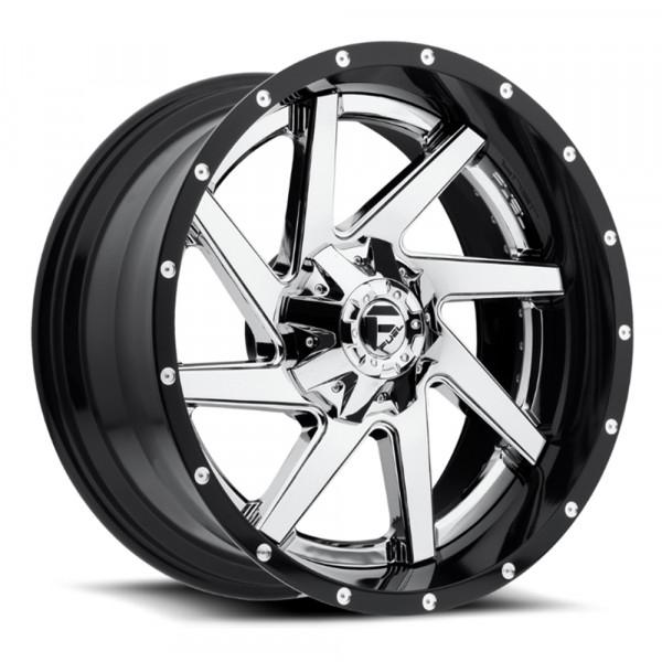 Fuel Off Road Wheels RENEGADE Chrome
